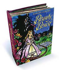 Beauty and the Beast by Robert Sabuda (Hardback, 2010)