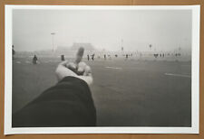 rare AI WEIWEI poster Study of Perspective - Tiananmen Square (2014)