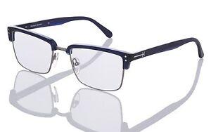 Hackett Bespoke Glasses HEB 135 Navy