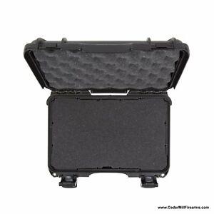 Nanuk 909 Waterproof TSA Safe case   Glock, 1911, SIG, Ruger, Colt, Springfield