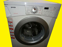 Waschmaschine 7 kg /1600 U/min/ ECO / LED-Display/Gorenje WA72169 - weiß