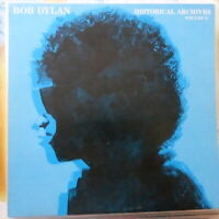 BOB DYLAN LP HISTORICAL ARCHIVES VOL.II 1983 ITALY VG++/EX