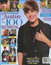 Life Story Magazine 2011 100 Important Days of His Life JUSTIN BIEBER