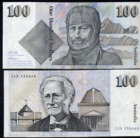 $100  NOTE - PAPER  in  VERY  CRISP  CONDITION  aEF - AND VERY  CHEAP