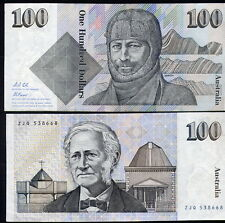 100 Note Paper In Very Crisp Condition And
