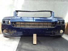 VW MULTIVAN CARAVELLE TRANSPORTER T5 03-09 FRONT BUMPER GENUINE BLUE (6470)