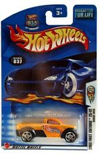 2003 Hot Wheels #37 First Edition #25 Dodge M80 0710 card