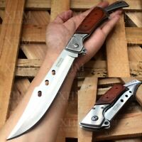 Tactical Folding Knife Hunting Survival Pocket Knifes Army Rescue Combat Knives
