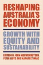 Reshaping Australia's Economy: Growth with Equity and Sustainability-ExLibrary