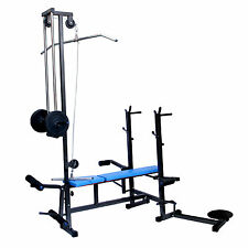 Fitfly Branded Quality Best Selling 2 X 2 Pipe 20 IN 1 Gym Bench Multi Exercises