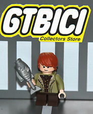 LEGO THE HOBBIT MINIFIGURA  `` BAIN SON OF BARD ´´  Ref 79016  ORIGINAL LEGO