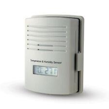 Stazioni meteo da tavolo wireless a batteria per la casa