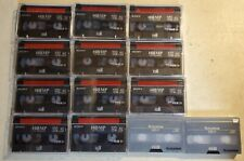 Lot of 13 - Hi8 Recordable Video Camcorder Cassette Tapes Used Sony & Fujifilm