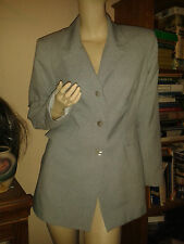 sexy feminin eleganter Hosenanzug grau von ORSAY Hose 38/40 Jacke 40 neu