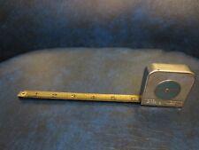Vintage  Tape Measure H.K. Porter Co. Fisher's Zoom Instant Cereal Advertising
