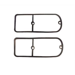 Pair Gaskets, Ball End Lights Rear for Fiat 500 D
