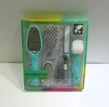 8 in 1 Pedicure Kit Professional Foot File Rasp Set