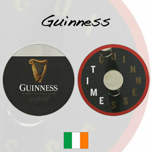 100 Guinness Time Beer Mats Coasters Ireland | Unused (B388)