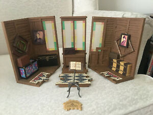 UPDATE CHARMED Complete Attic Playset Base SOTA Phoebe Piper Paige Action Figure