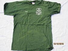 T-shirt: East Midlands, university OTC, 9 platoon Company, taille small