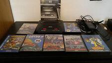 Console SEGA MEGA DRIVE 2 II Giochi Preziosi Italia 7 giochi