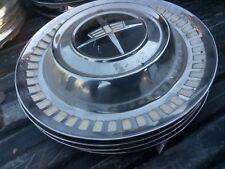 """1956 56 Dodge Hubcap Rim Wheel Cover Hub Cap 15"""" OEM USED SET 4"""