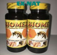 BioMed Bee Miracle Extract Bio inflamatory Arthritis Pain Abeemed Bee Therapy