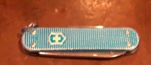 Victorinox Classic SD Alox, Various Colors and Logos, with sleeve