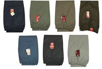 MENS CARABOU TROUSERS PANTS RUGBY FULLY ELASTICATED WAIST IN 7 COLOURS  32--60