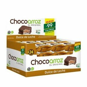 Chocoarroz Wholegrain Rice Alfajor (box of 24)