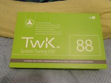 BRAND NEW IN THE BOX JL AUDIO TWK-88 DSP