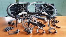 CAMPAGNOLO CHORUS 10 sp. groupset italian road bike 50/34 MICHE EURUS