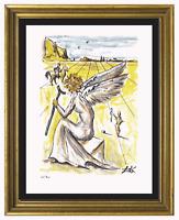 """Salvador Dali """"Helen of Troy"""" Signed & Hand-Numbered Ltd Ed Print (unframed)"""
