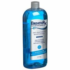 Philips BreathRx Anti-Bacterial Mouth Rinse 33oz