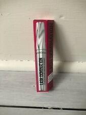 bare Minerals * Lash Domination Volumizing Mascara * Intense Black Full Size New