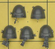 Warhammer 40K Space Marines Grey Knights Marine Shoulder Pads (B)