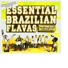Essential Brazilian Flavas / Jorge Ben Marcos Valle Cibelle Lennie Dale Tim Maia