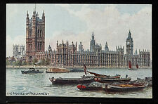 ENGLAND 551-LONDON -The Houses of Parliament