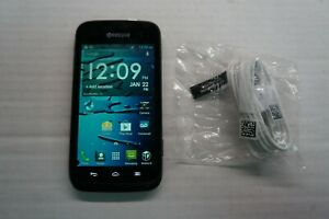 Kyocera Edge C5215 - 4GB - Black (Sprint)   FREE BUNDLE & SHIPPING