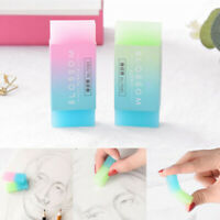 Stationery Rubber Eraser Durable Jelly Colored Cute Professional Soft Pencil