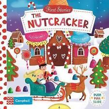 The Nutcracker by Dan Taylor (Board book, 2016)-9781509818372-G044