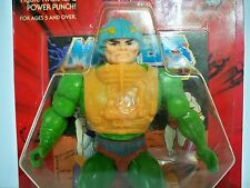 D0505241 MAN-AT-ARMS HE-MAN MOTU 1982 MOC MINT ON SEALED CARD MASTERS UNIVERSE
