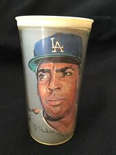 John Roseboro Los Angeles Dodgers Volpe Cup 1965 Union 76