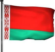 Fahne Weißrußland - Hissfahne 100x150 Premium Qualität