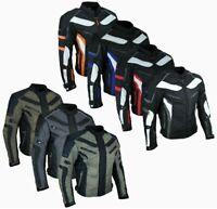 Heyberry Textil Motorrad Roller Quad Jacke Motorradjacke  Gr. M L XL XXL 3XL