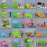 Plants Vs. Zombies PVZ Pea Shooter Zombie SnowPea Action Figure Game Kids Toys