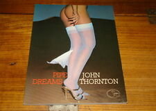 PIPE DREAMS BY JOHN THORNTON-SIGNED COPY