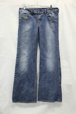 Diesel YBO Jeans Womens Size 30/34 Excellent Used Condition HARDLY WORN AT ALL