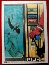 UFO - ANGLO (1970) - Card #30 - Individual Trading Card, Excellent Condition