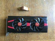 VTX AMD Radeon R9 280X 3GB GDDR5 graphics card + CrossFire bridge fully working